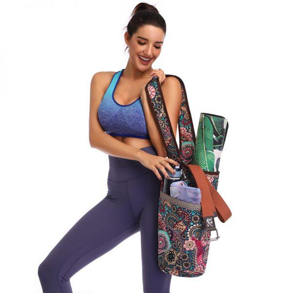 yoga mattress bag India model