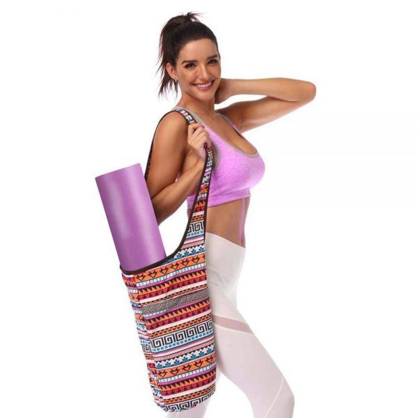 yoga mattress bag model