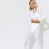 leopard yoga set model